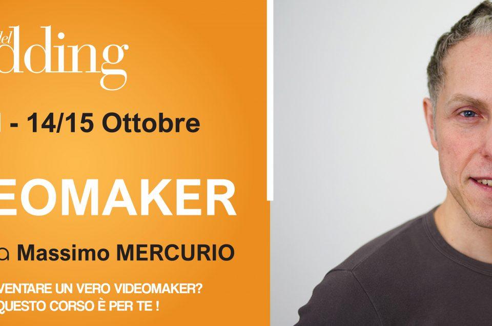 Corso di Videomaker, con Massimo Mercurio