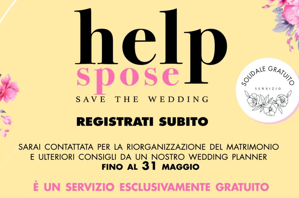 HELP Spose: un'idea solidale per spose in difficoltà