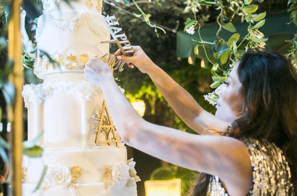 Wedding cake: peso, misure, proporzioni