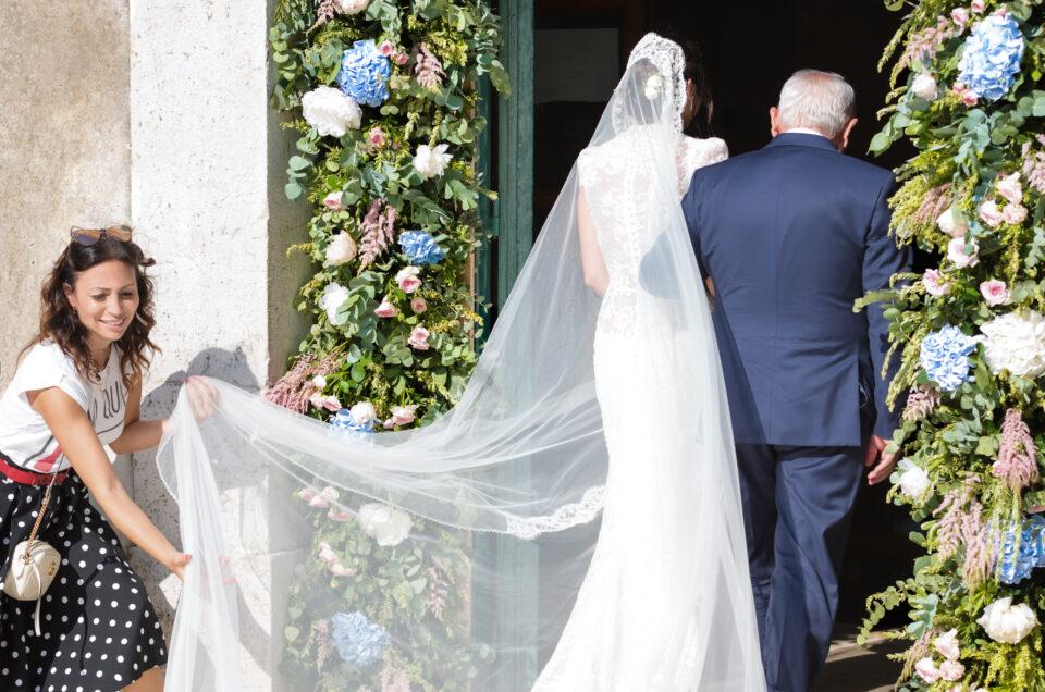 Velo da sposa: tutti i modelli e cosa consigliare